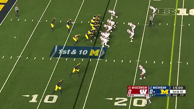 Watch and share Michigan Wolverines GIFs and Big Ten Football GIFs on Gfycat