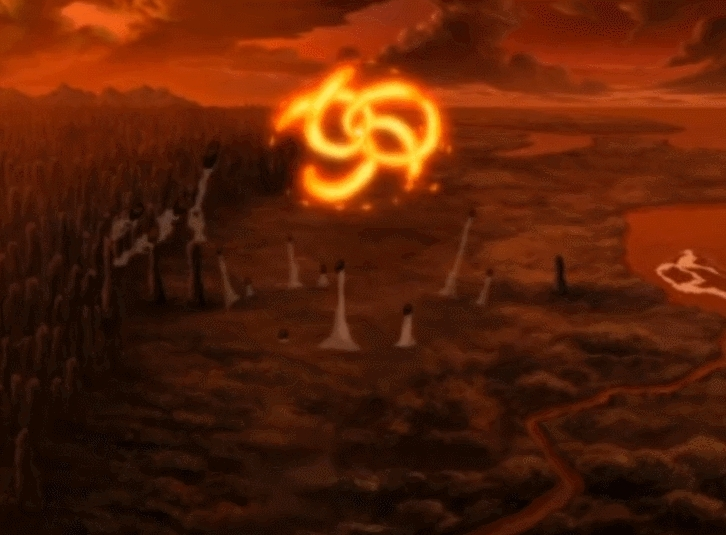 thelastairbender, [ATLA Ending Spoilers] Pretty much Aang's most badass moment (reddit) GIFs