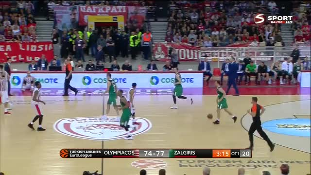 Watch and share 2018 04 18 GIFs and Euroleague GIFs on Gfycat