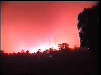 2003 Canberra Bushfires, Fire Whirl, People & Blogs, TheACTESA, canberra, catalyst, fire, tornado, Mt Arawang Fire Tornado - 18th January, 2003 GIFs