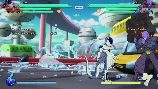 Watch Frieza Knockdown combo GIF by Gamer DVR (@xboxdvr) on Gfycat. Discover more DRAGONBALLFIGHTERZ, I Dark Archon I, xbox, xbox dvr, xbox one GIFs on Gfycat