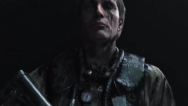 Watch Death Stranding - Dark Tears GIF on Gfycat. Discover more death stranding, hideo kojima, mads mikkelsen GIFs on Gfycat