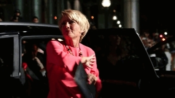 The Great One, best person ever, emma thompson, my queen, Emma Thompson emotions: Happy GIFs
