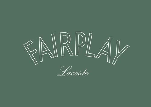 Watch and share Fairplay GIFs and Lacoste GIFs on Gfycat