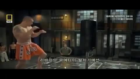 Fight Science Kick Test Capoeira, Karate, Muaythai & Taekwondo)   YouTube GIFs