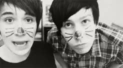 Watch and share By Me My Arts GIFs and Dan And Phil GIFs on Gfycat