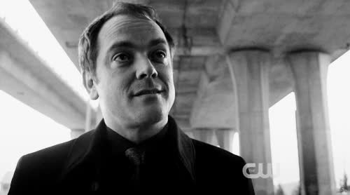 Watch and share Mark Sheppard Supernatural Gif GIFs on Gfycat