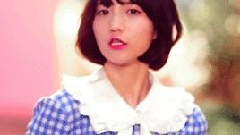 binnie, can u tell who my bias is (~:, oh my girl, ohmygirl, omgirl, wm entertainment, hello hello GIFs