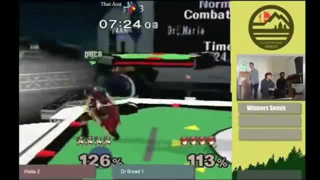 humboldt, smash, ssbm, THAT AINT FALCO 3 | Dr. Bread(marth) vs Walta(doc) SSBM Winners Bracket GIFs