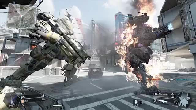 Watch and share Titanfall GIFs and Dnksquad GIFs by november on Gfycat