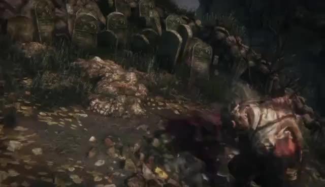 PS4, BloodBorne GIFs