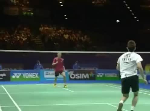 badminton, sports, Lin Dan Smash 12 GIFs