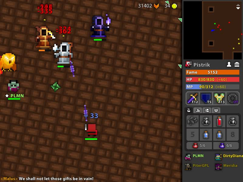 ROTMG: Worth a try GIFs
