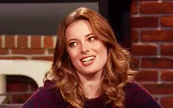 Watch gifs tbh GIF on Gfycat. Discover more Celebs, Gillian Jacobs, TS, The Nerdist GIFs on Gfycat