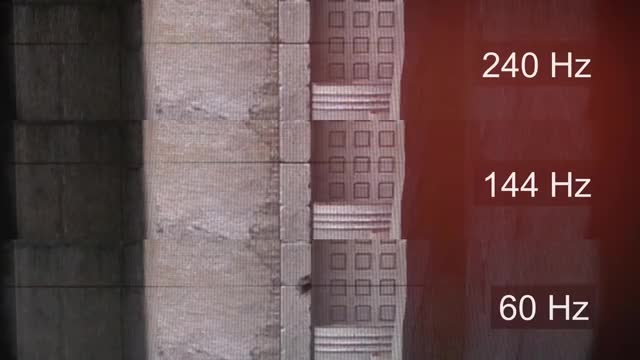 BenQ Zowie XL2546 (240Hz Monitor With DyAc) GIF   Gfycat