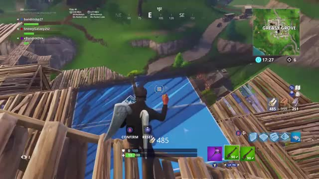 Watch and share Xbandit43vx GIFs and Fortnitebr GIFs by Gamer DVR on Gfycat