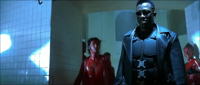 Watch Blade GIF on Gfycat. Discover more Anti Hero, Blade, Marvel, Superhero, Vampires, Wesley Snipes GIFs on Gfycat
