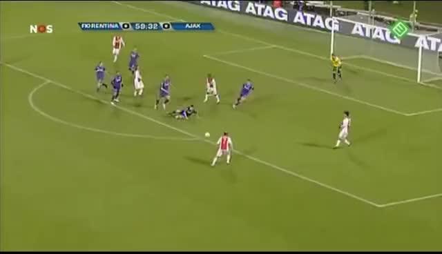 Watch and share Bakircioglu Fiorentina - Ajax (0-1) GIFs on Gfycat