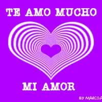 Watch and share Te Amo Mucho Mi Amor,mi Corazon GIFs on Gfycat