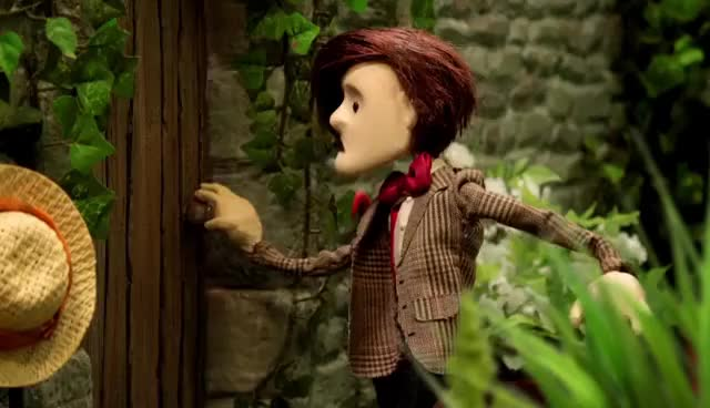 Watch and share Doctor Puppet Episode 3 - The Doctor In The Garden GIFs on Gfycat