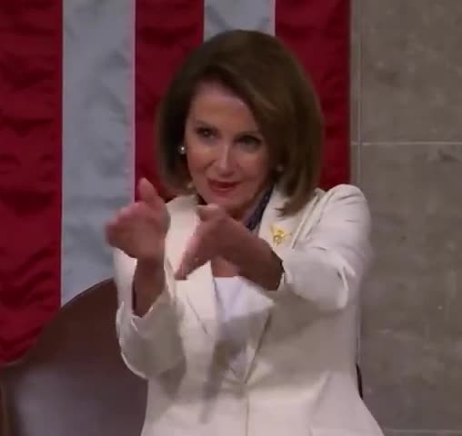 Watch this nancy pelosi GIF by The GIF Farmer (@giffarmer) on Gfycat. Discover more aww, bff, bravo, clap, clapback, done, epic, fake, faking, ironic, irony, nancy, nancy pelosi, of, pelosi, proud, smile, trump, well, you GIFs on Gfycat