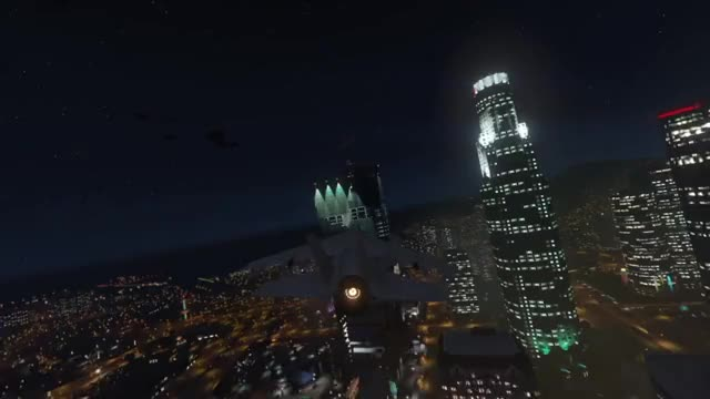 Watch Through two buildings GIF by @l-orion-l on Gfycat. Discover more GTA stunt, orion, solaris, stunts GIFs on Gfycat
