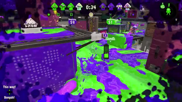 Watch background fail GIF by Tiger Ears (@tigerears) on Gfycat. Discover more Splatoon 2 GIFs on Gfycat