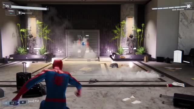 Watch Yank Strength GIF on Gfycat. Discover more Doors, Spider-Man, Spider-Man PS4 GIFs on Gfycat