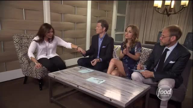 Watch and share Giada De Laurentiis Slomo Leg Cross GIFs on Gfycat