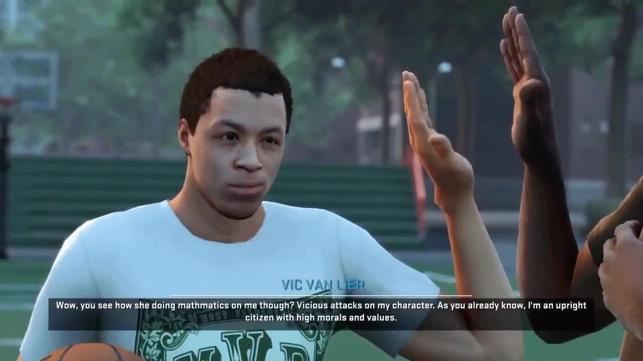 basketballgifs, twobestfriendsplay, NBA2k Rage Face GIFs