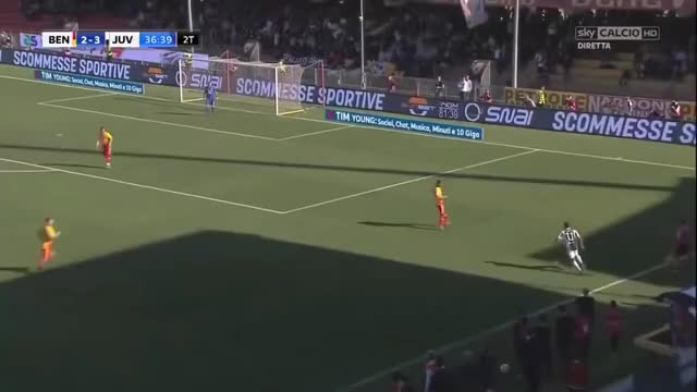 Watch and share Benevento Calcio GIFs and Douglas Costa GIFs on Gfycat