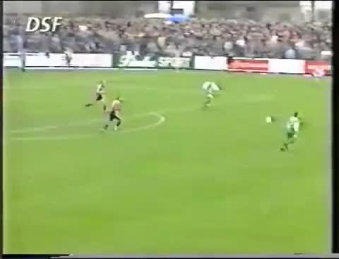 Watch and share 2. Bundesliga 1996_97 SpT13_FC Gütersloh-Frankfurt.mpg GIFs on Gfycat
