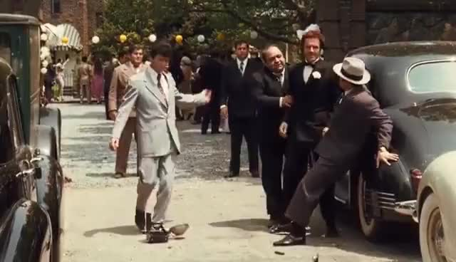 Watch and share The Godfather I - Sonny Breaks Camera HD GIFs on Gfycat
