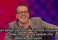 Watch and share Michael Mcintyre GIFs and Frankie Boyle GIFs on Gfycat