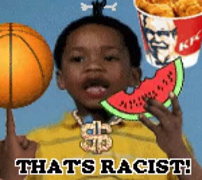 Watch and share Thats-racist GIFs on Gfycat