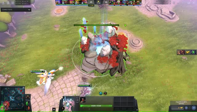 Watch and share Comeback GIFs and Dota 2 GIFs by dr4gonbl4z3r on Gfycat
