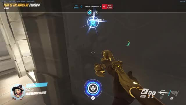 Watch and share Mercy POTM GIFs by painbow on Gfycat