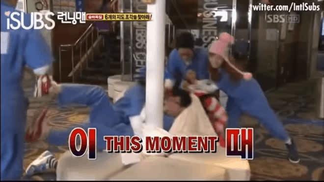 Kim Jong Kook tuyệt vời thế này trong suốt hơn 6 năm miệt mài cùng Running Man!