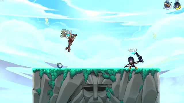 Watch cow gets died GIF on Gfycat. Discover more brawlhalla GIFs on Gfycat