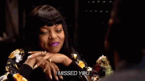Watch this i miss u GIF on Gfycat. Discover more i miss u, i miss you, miss ya, miss you, miss you already, miss you so much, taraji p henson, taraji p. henson GIFs on Gfycat