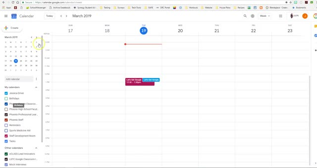Watch and share Adding A Calendar Event GIFs on Gfycat