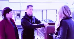 Watch Death By Ginnifer GIF on Gfycat. Discover more bloopers, ginnifer goodwin, josh dallas, ouat GIFs on Gfycat