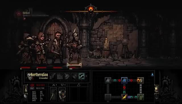 Darkest Dungeon - Northernlion Plays - Episode 1 [The Road]