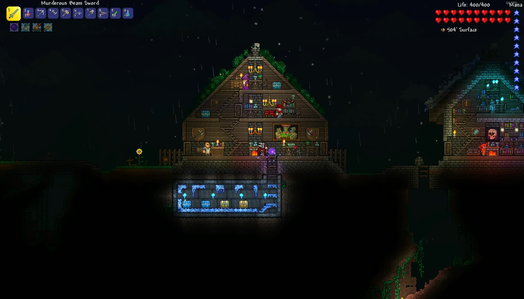 terraria, bet you didnt expect that GIFs