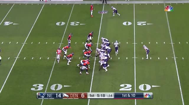 Watch and share 4 Brady To Bennett 27yd.mov GIFs on Gfycat