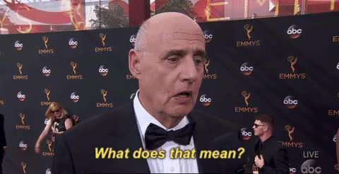 Watch Whats thats suppose to mean GIF on Gfycat. Discover more jeffrey tambor GIFs on Gfycat