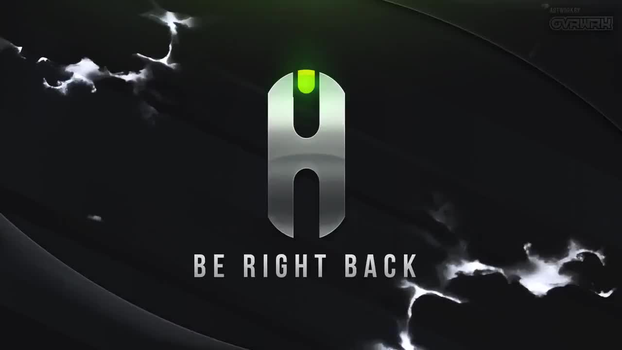 animated, be right back, be right back screen, brb, custom, hoodiealex, motion graphics, ovrwrk, ovrwrk twitch graphics, people & blogs, twitch, Custom Twitch Be Right Back Screen - HoodieAlex Twitch GIFs