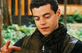 Watch and share Rami Malek GIFs and Celebs GIFs on Gfycat