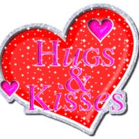 Watch and share Hugs & Kisses Animated Photo: Hugs & Kisses HugsKisses2.gif animated stickers on Gfycat