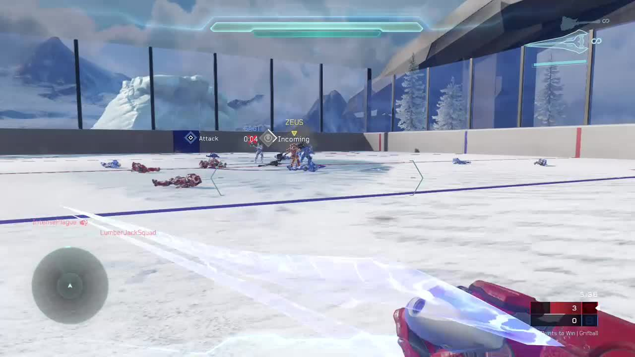 PimpnessWYV playing Halo 5: Guardians GIFs